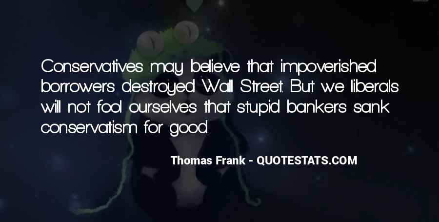 Thomas Frank Quotes #800355