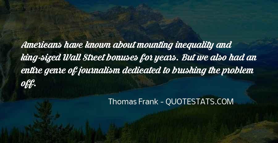 Thomas Frank Quotes #949199