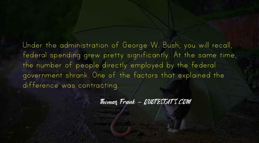 Thomas Frank Quotes #991594