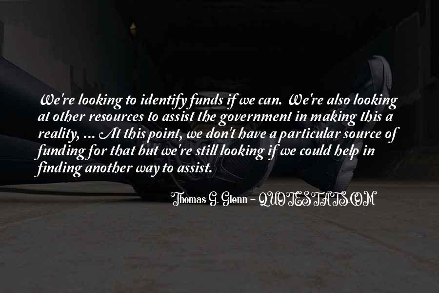 Thomas G. Glenn Quotes #1446397