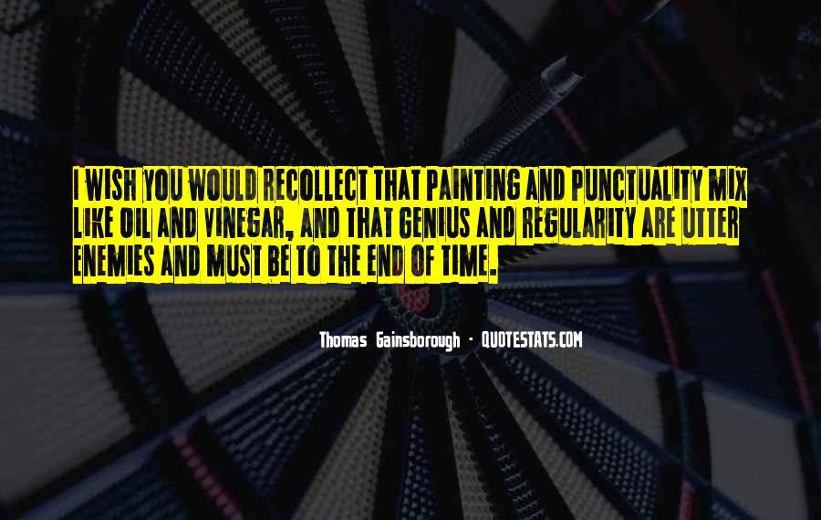 Thomas Gainsborough Quotes #370487