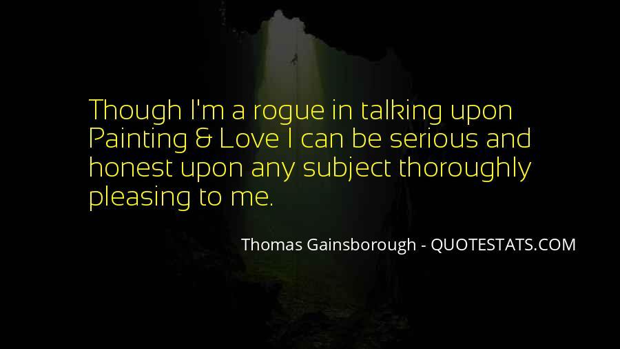 Thomas Gainsborough Quotes #654799