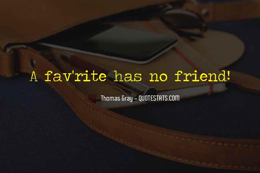 Thomas Gray Quotes #1076947