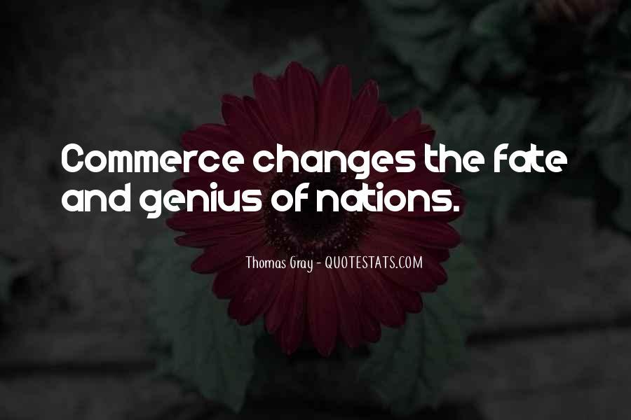 Thomas Gray Quotes #1194248