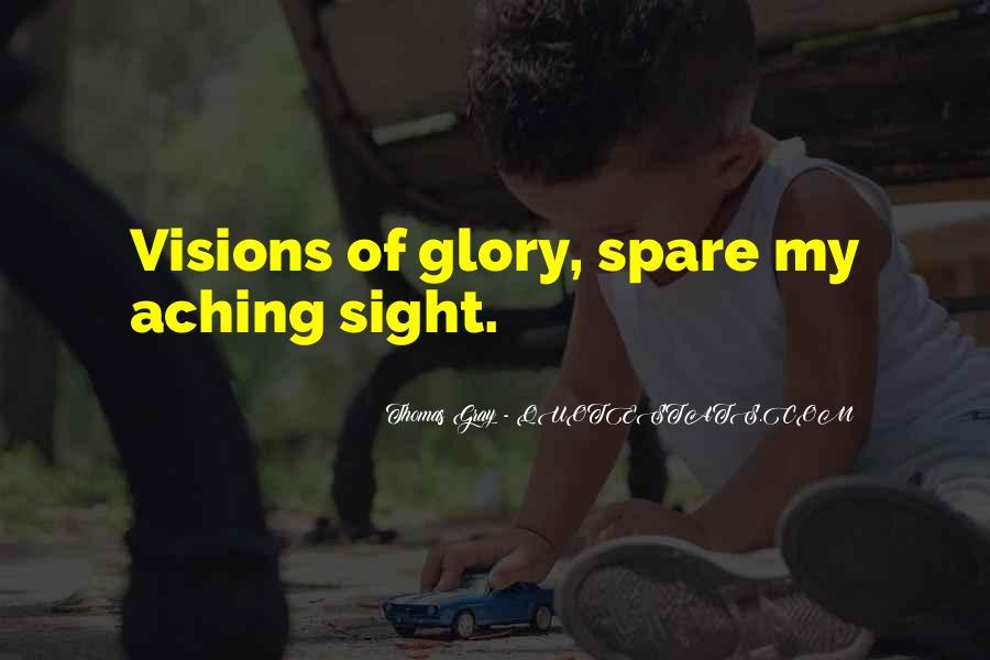 Thomas Gray Quotes #1314539
