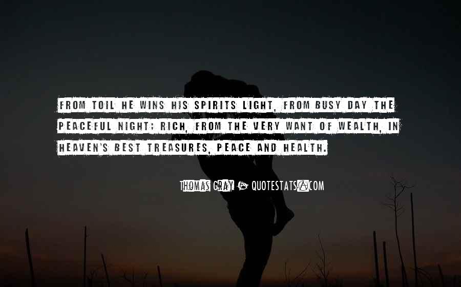 Thomas Gray Quotes #132770