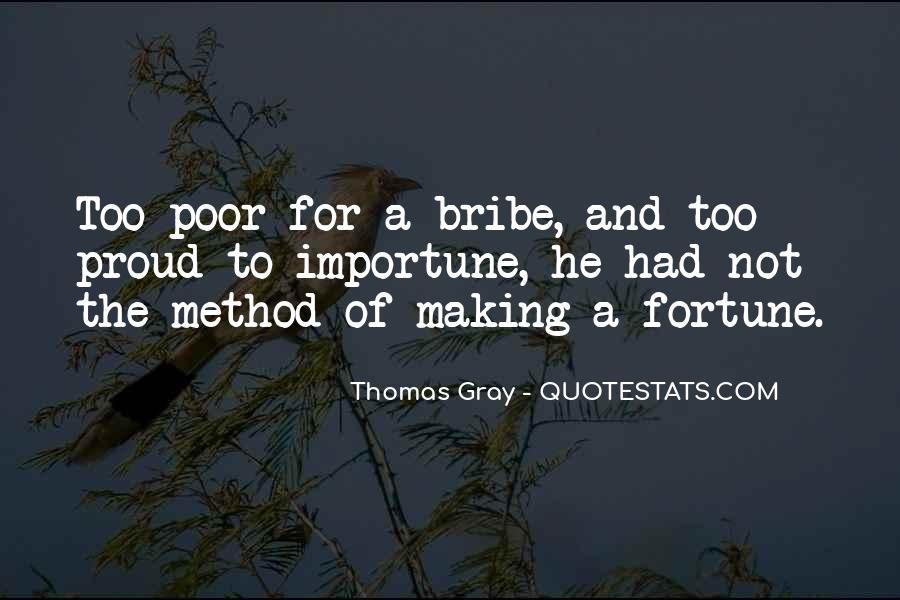 Thomas Gray Quotes #1578598