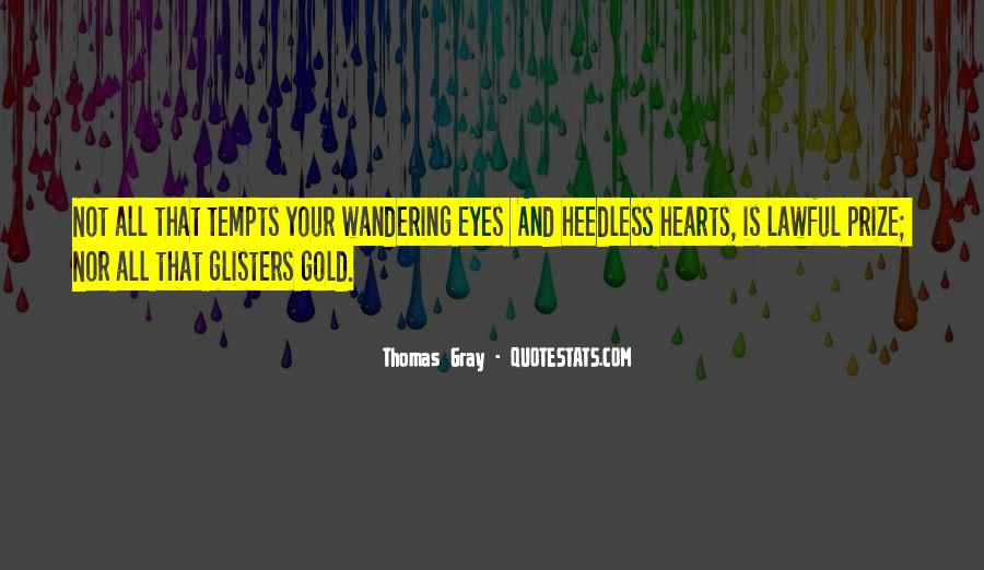 Thomas Gray Quotes #20941