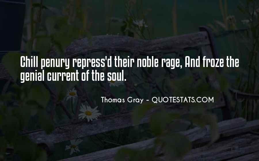 Thomas Gray Quotes #340460
