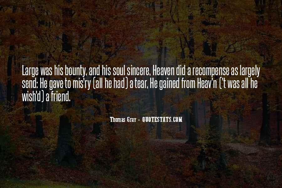 Thomas Gray Quotes #389954