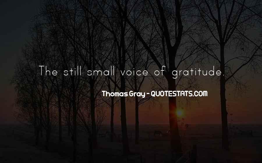 Thomas Gray Quotes #484098