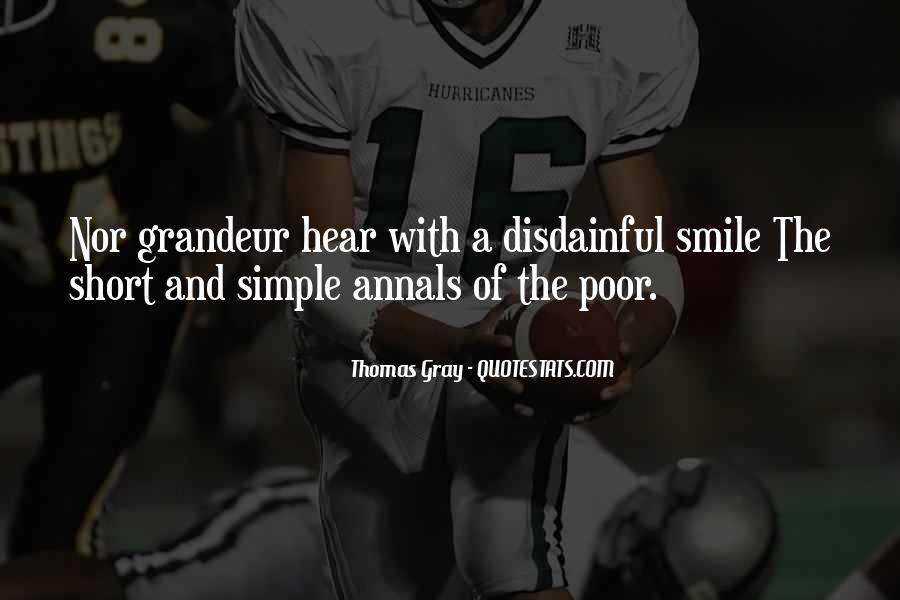 Thomas Gray Quotes #552506