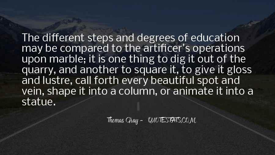 Thomas Gray Quotes #671816