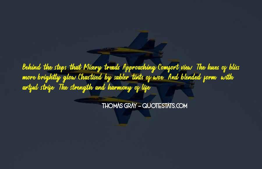 Thomas Gray Quotes #675821