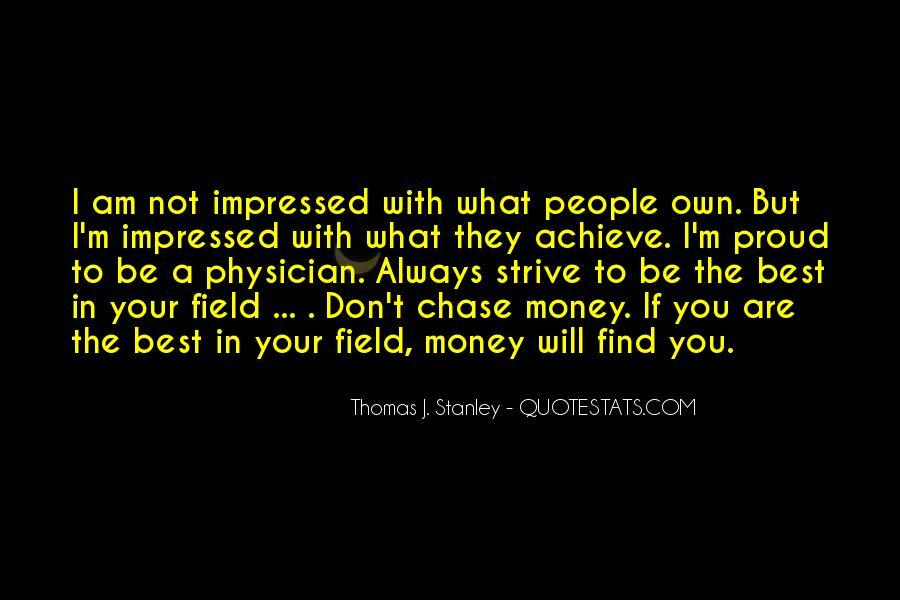 Thomas J. Stanley Quotes #360998