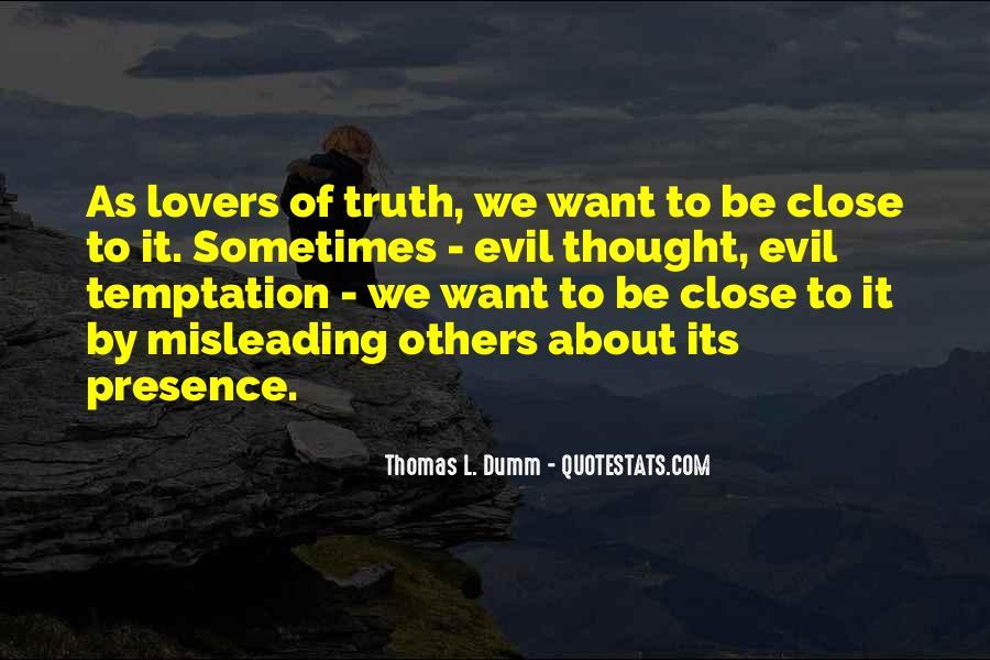 Thomas L. Dumm Quotes #1084846