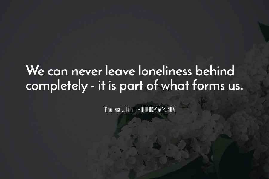 Thomas L. Dumm Quotes #634657