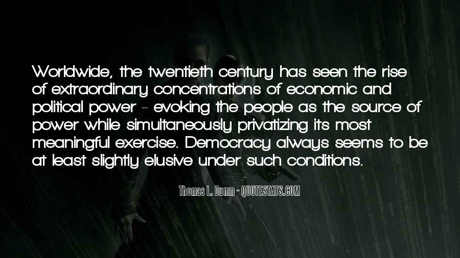 Thomas L. Dumm Quotes #709131