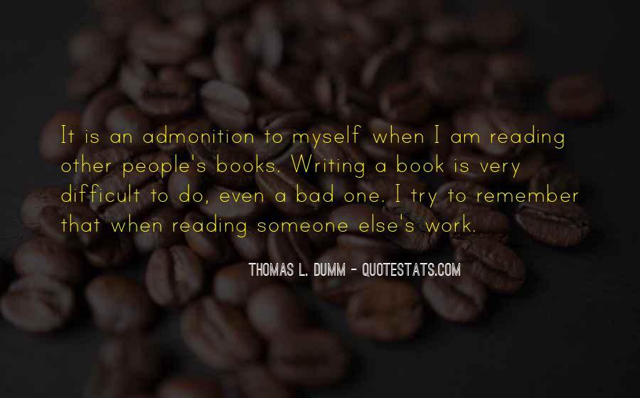 Thomas L. Dumm Quotes #825186