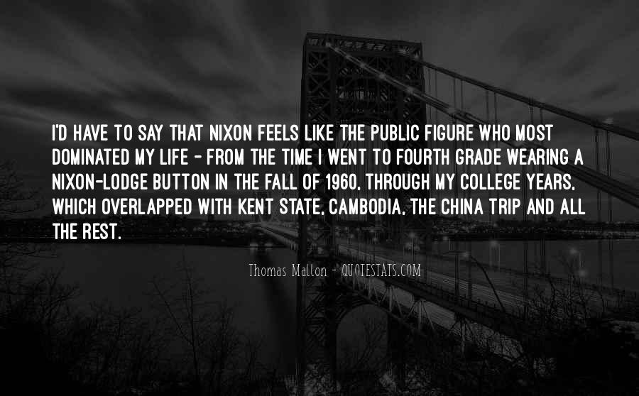 Thomas Mallon Quotes #1345987