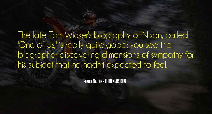 Thomas Mallon Quotes #1386312