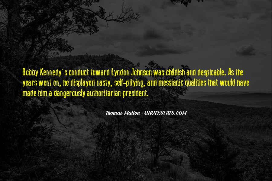 Thomas Mallon Quotes #1443168