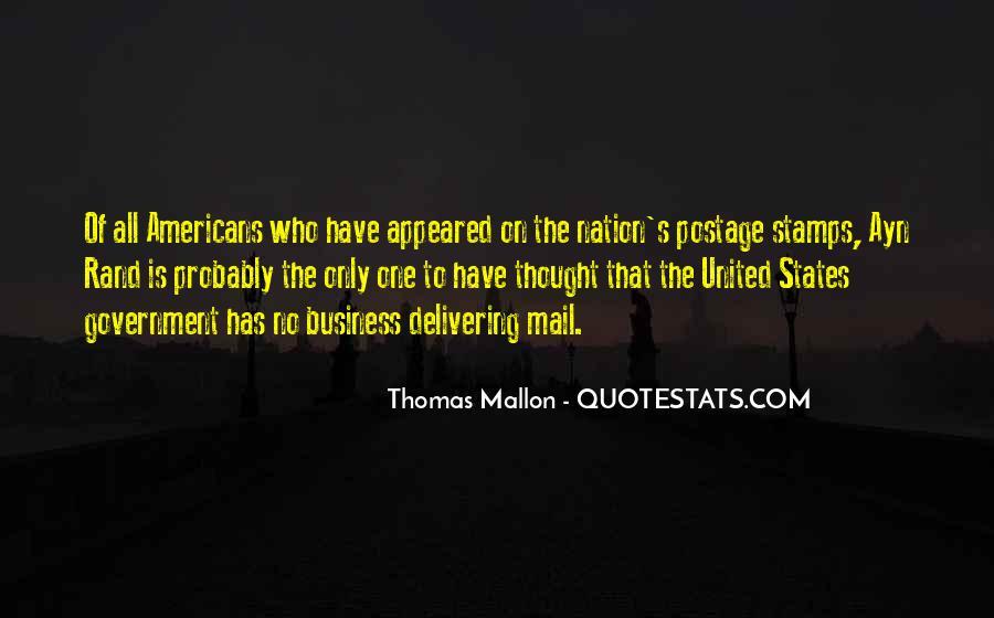 Thomas Mallon Quotes #1663594