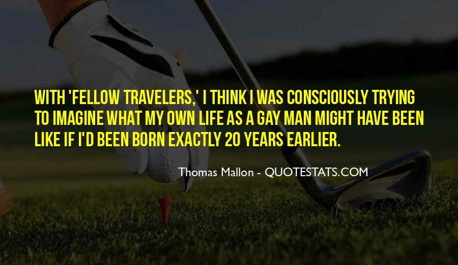 Thomas Mallon Quotes #1786334