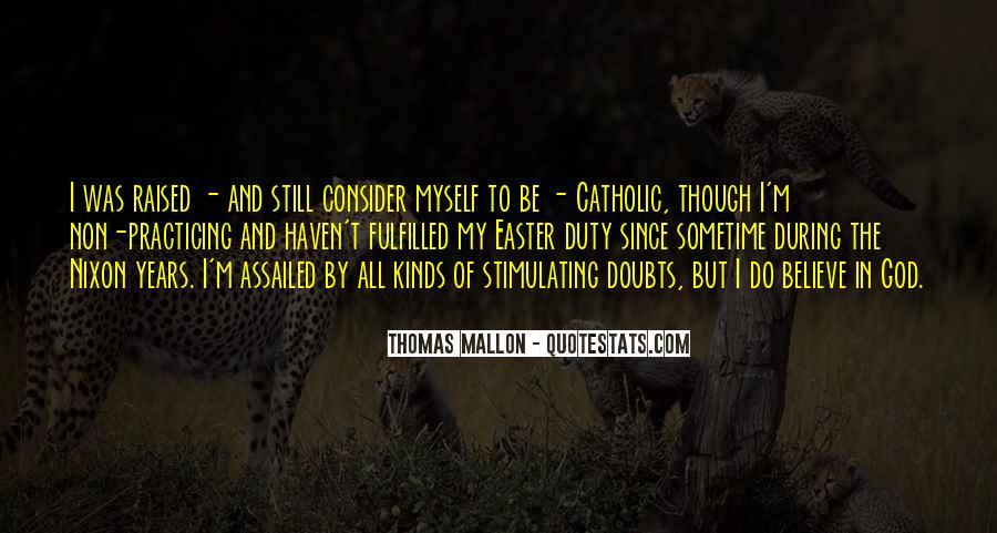 Thomas Mallon Quotes #1856088