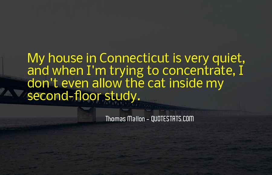 Thomas Mallon Quotes #657504