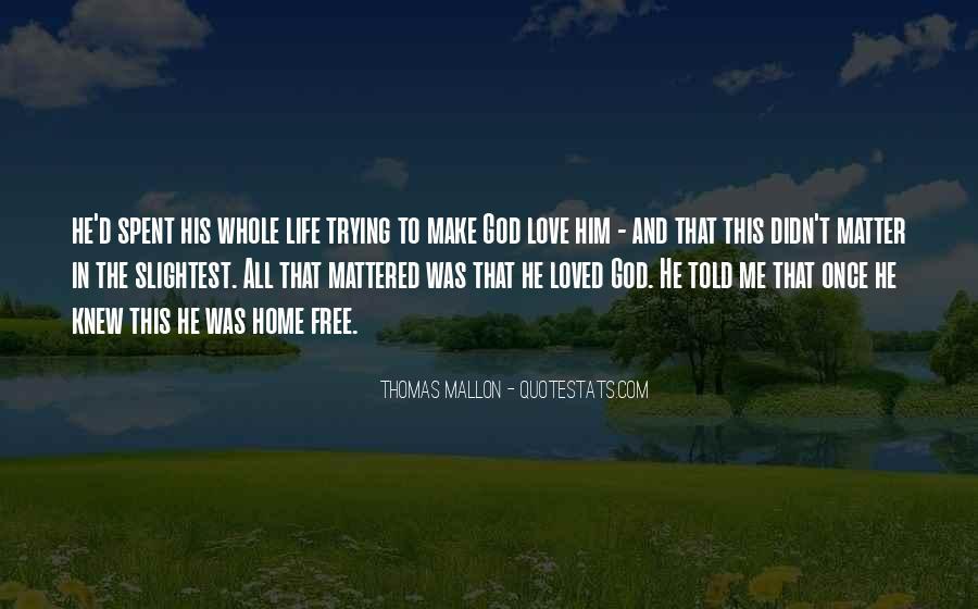 Thomas Mallon Quotes #992601