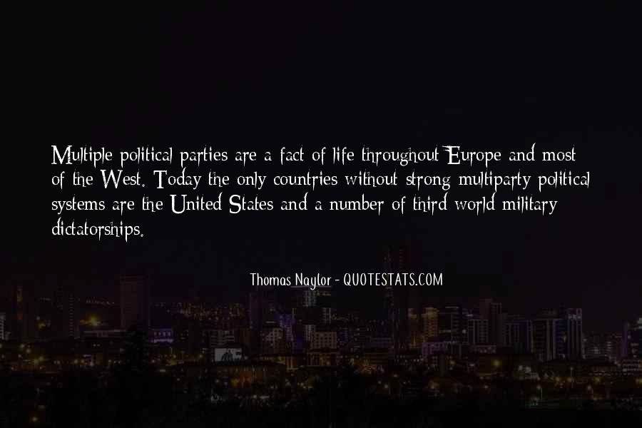 Thomas Naylor Quotes #336888