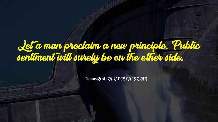 Thomas Reed Quotes #1824305