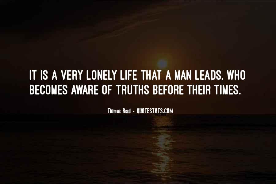 Thomas Reed Quotes #427062