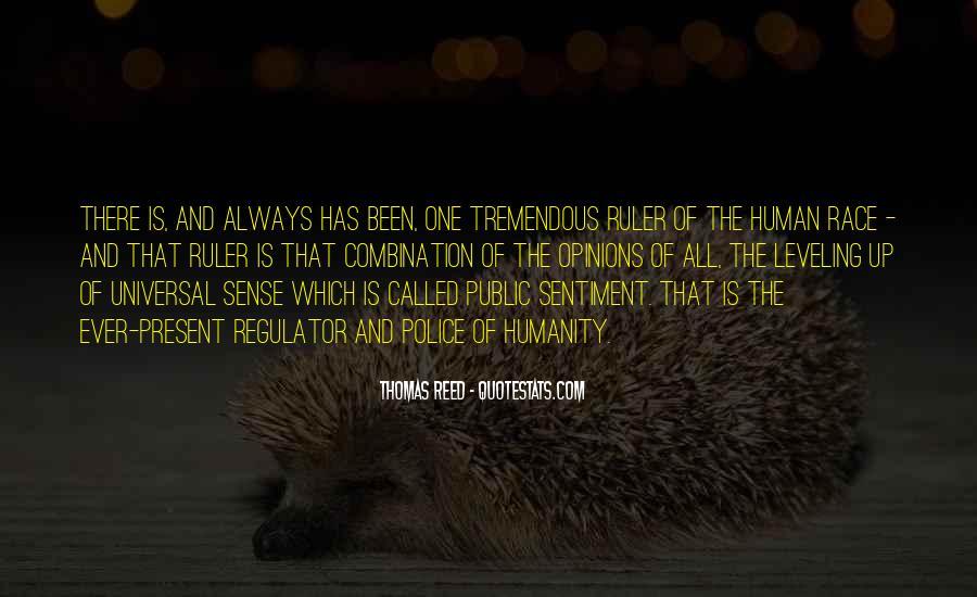 Thomas Reed Quotes #485083