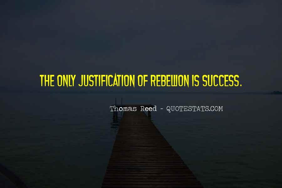 Thomas Reed Quotes #885019