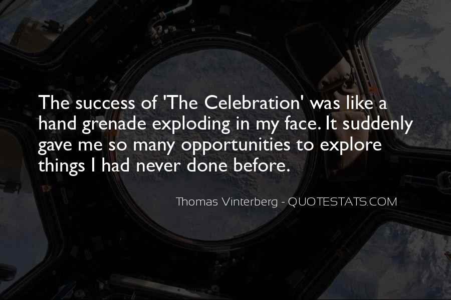 Thomas Vinterberg Quotes #267578