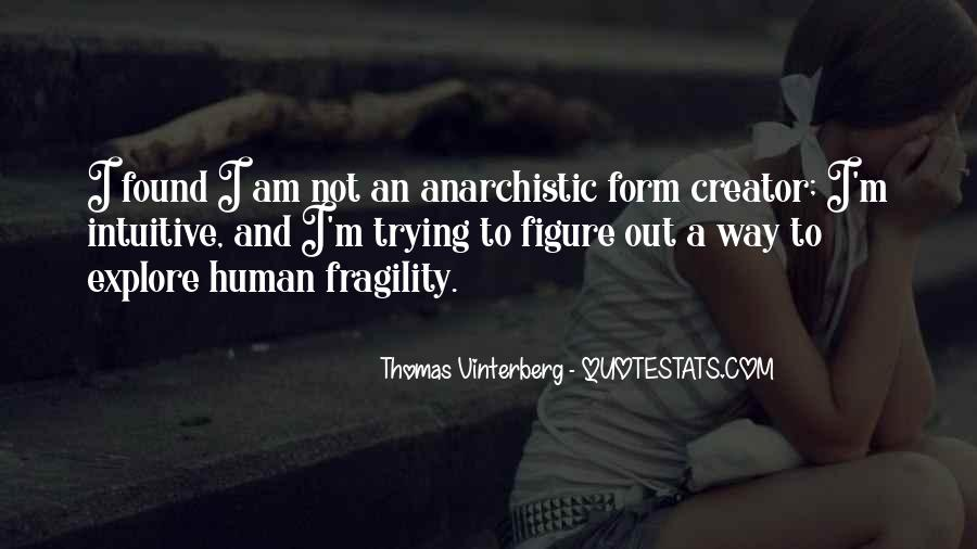 Thomas Vinterberg Quotes #936796