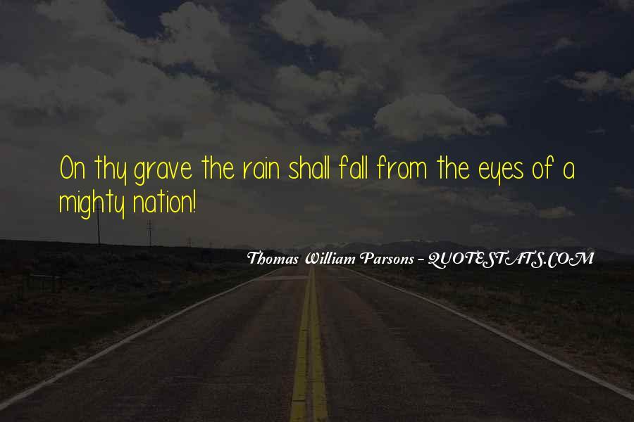 Thomas William Parsons Quotes #1389746