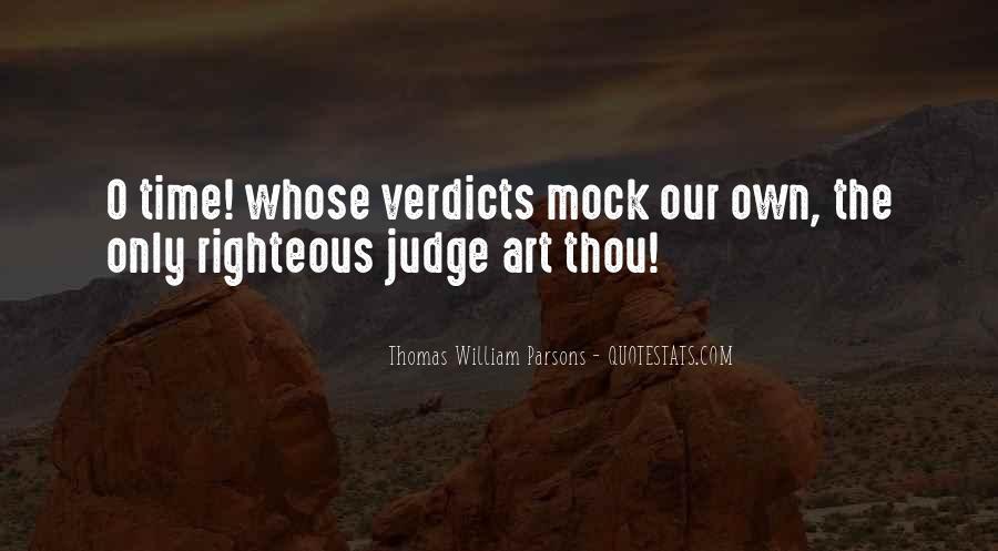 Thomas William Parsons Quotes #1450007