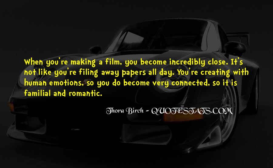 Thora Birch Quotes #812779