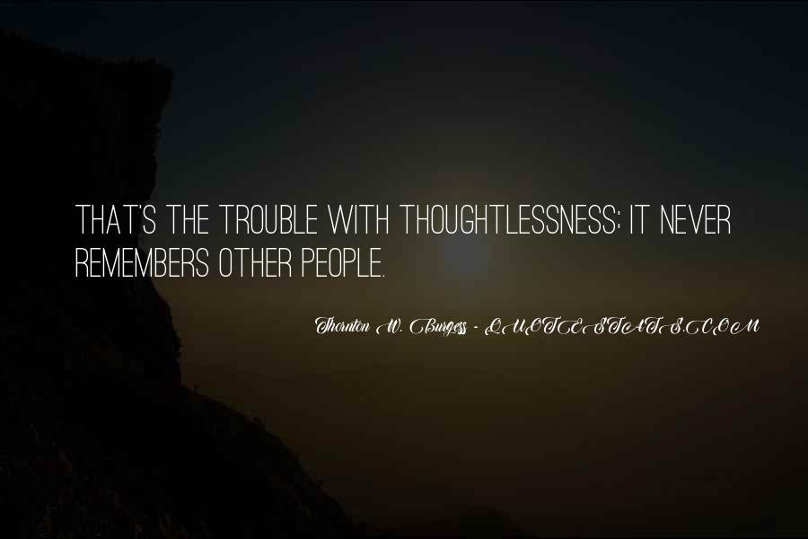 Thornton W. Burgess Quotes #399642