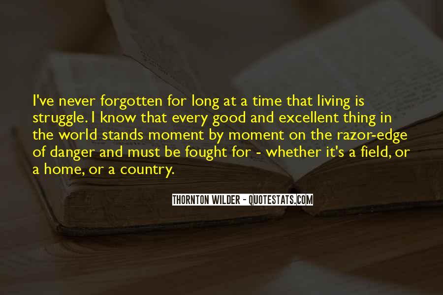 Thornton Wilder Quotes #1009030