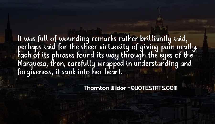 Thornton Wilder Quotes #1019281