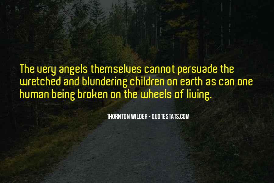 Thornton Wilder Quotes #1115402