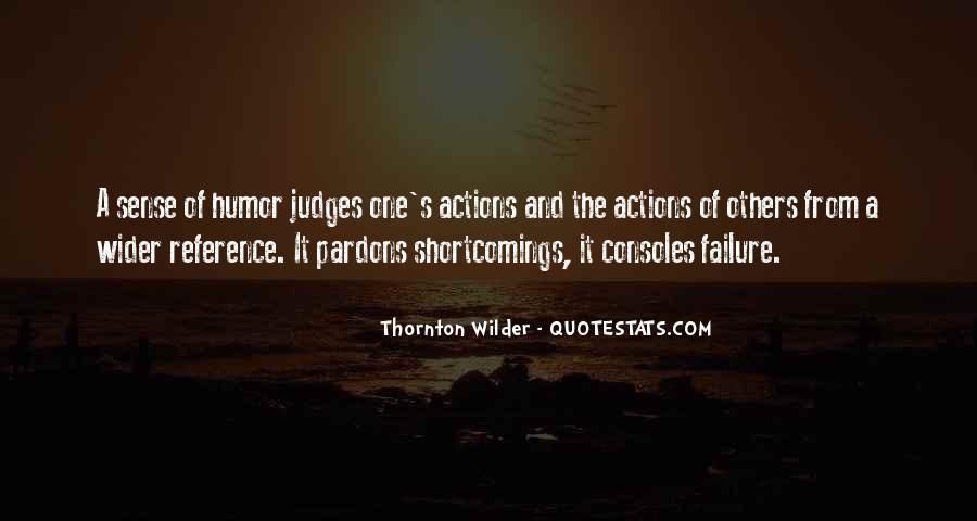 Thornton Wilder Quotes #1187861