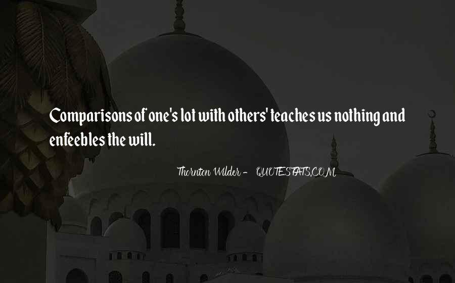 Thornton Wilder Quotes #1213661