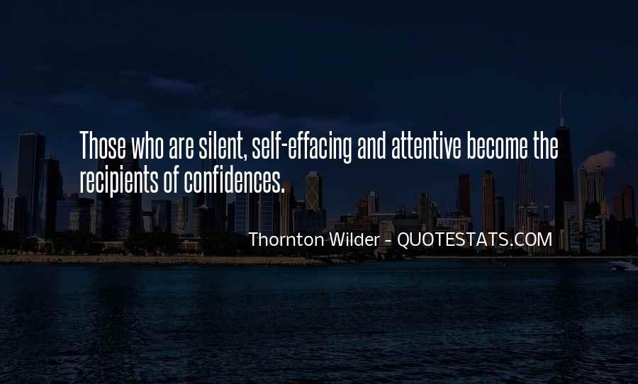 Thornton Wilder Quotes #1350871
