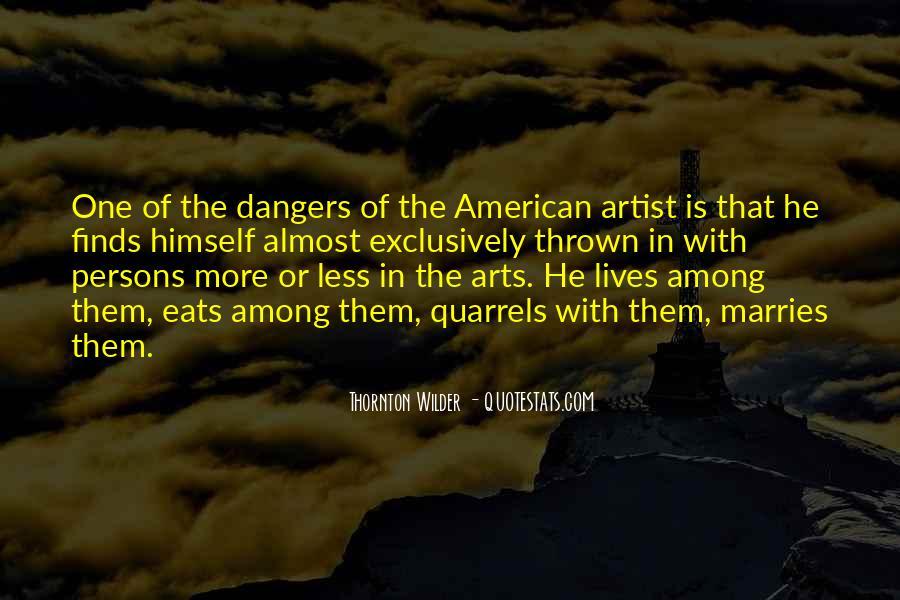 Thornton Wilder Quotes #1382280
