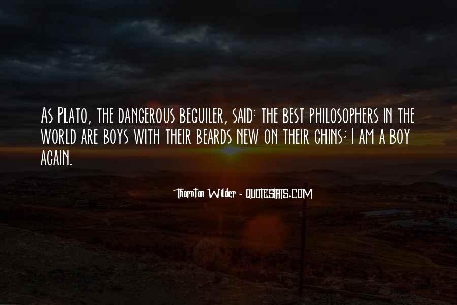 Thornton Wilder Quotes #1443381